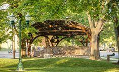 Mountain Architects: Hendricks Architecture Idaho – Farmin Park Bandshell