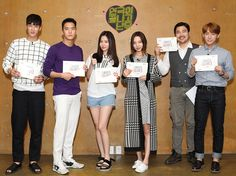 tvN drama x reality 'After the Play Ends' casts