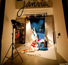 Lanvin month window displays 2012 Paris 02 Lanvin month window displays 2012, Paris