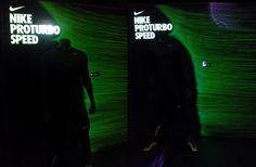 Nike Disruptive Retail by Noel Chan, via Behance