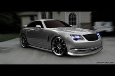Chrysler Crossfire by r1cario.deviantart.com on @DeviantArt