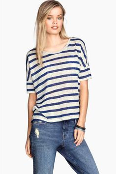 Camiseta oversize | H&M