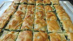 Greek Pastries, Filo Pastry, Spanakopita, Greek Recipes, Ants, Pie, Cooking, Breakfast, Ethnic Recipes