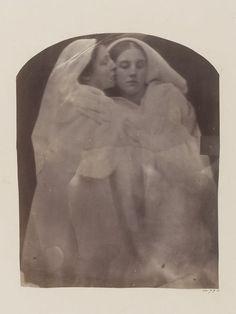 Iolande and Floss | Cameron, Julia Margaret
