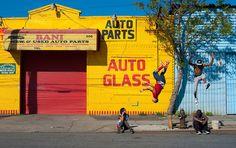 Quiet Sunday: Hunts Point, Bronx by Chris Arnade, via Flickr