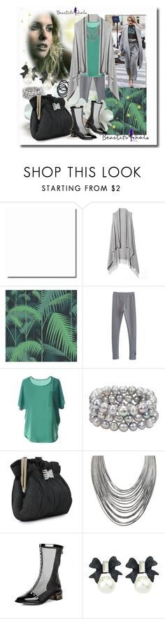 """BEAUTIFULHALO.COM-9."" by ane-twist ❤ liked on Polyvore featuring STELLA McCARTNEY, Cole & Son, Honora, polyvoreeditorial, beautifulhalo, bhalo and bhalo1"