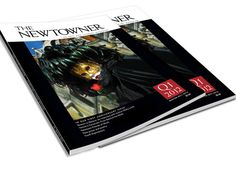 THE NEWTOWNER: An Arts and Literary Magazine by THE NEWTOWNER, via Kickstarter.
