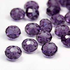 Image result for purple beads