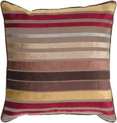 Velvet Stripe - 4 Colors Available