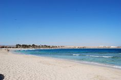 Beaches south of Port Ghalib, Egypt