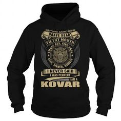 Cool KOVAR T shirts