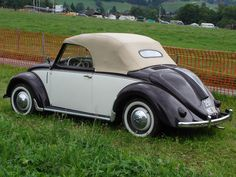 Vintage Volkswagen Beetles | the samba gallery almost there six o one