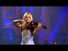 """CELTIC WOMAN ~ """"Have Yourself A Merry Little Christmas"""".  Some lovely opening a cappella work!!  Méav Ní Mhaolchatha, Órla Fallon, Lisa Kelly, Chloë Agnew and Máiréad Nesbitt (violin)."""