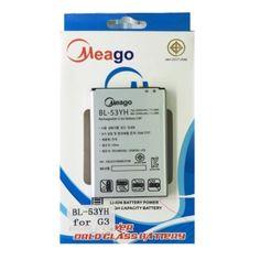 รีวิว สินค้า Meago phone battery for LG G3 (BL-53YH) ⛅ ราคาพิเศษ Meago phone battery for LG G3 (BL-53YH) ส่วนลด | trackingMeago phone battery for LG G3 (BL-53YH)  สั่งซื้อออนไลน์ : http://online.thprice.us/7dqyO    คุณกำลังต้องการ Meago phone battery for LG G3 (BL-53YH) เพื่อช่วยแก้ไขปัญหา อยูใช่หรือไม่ ถ้าใช่คุณมาถูกที่แล้ว เรามีการแนะนำสินค้า พร้อมแนะแหล่งซื้อ Meago phone battery for LG G3 (BL-53YH) ราคาถูกให้กับคุณ    หมวดหมู่ Meago phone battery for LG G3 (BL-53YH) เปรียบเทียบราคา Meago…