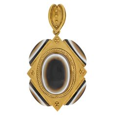 Victorian Banded Agate