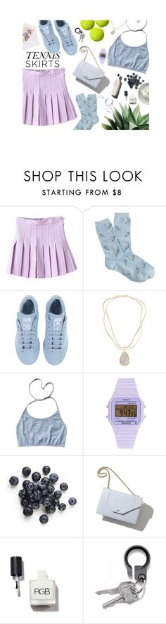 """""""#218"""" by heycher ❤ liked on Polyvore featuring J.Crew, adidas, Kendra Scott, Timex and Garance Doré"""