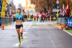 Winning Just by Starting. Eight women ready to step it up at the 2016 U.S. Olympic Marathon Trials.