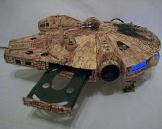 Star Wars Millennium Falcon Xbox 360 mod COOL!