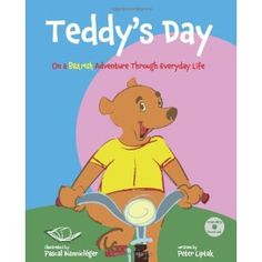 #Book Review of #TeddysDay from #ReadersFavorite - https://readersfavorite.com/book-review/teddys-day  Reviewed by Rosie Malezer for Readers' Favorite  Teddy's Day: On a Bearish Adventure Through Everyday Life is a children's book written in rhyme by Peter N. Liptak and illustrated by Pascal Biannicléger. When the sun rises, Teddy looks out the window and smiles.  While eating breakfast, Teddy tries to think of wonderful things to do. He rides his bike and...
