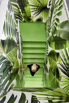 El estudio Ghislaine Viñas elige Viccarbe para amueblar las nuevas oficinas de la agencia Barrows en Nueva York