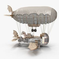 Encyclopedia Books, Steampunk Airship, Aviation World, 3d, Drawings, Model, Drawing Tips, Scale Model, Draw