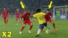 Skill Sepak Bola Melewati Banyak Lawan HD