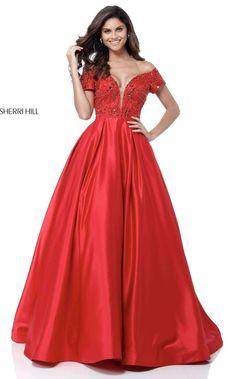 e44d38ea427 Sherri Hill 51611. Prom Dresses ...