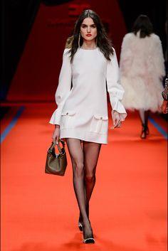 Sfilate Elisabetta Franchi Collezioni Autunno Inverno 2016-17 - Sfilate Milano - Moda Donna - Style.it
