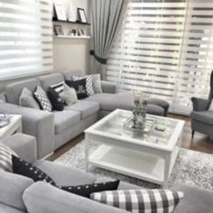 Grey and white living room grey lovers decorative pillows cushions living room decor living room grey . grey and white living room Small Living Room Decor, Apartment Room, Curtains Living Room, Apartment Decor, Living Room Inspiration, Home, Interior Design Living Room, Trendy Living Rooms, Living Room Grey