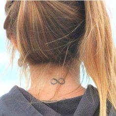 infinity tattoo. Want.