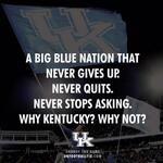 Big Blue Nation, stand up.