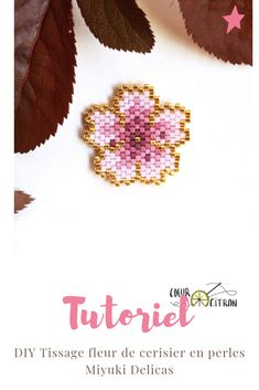 Seed Bead Patterns, Beaded Jewelry Patterns, Peyote Patterns, Bracelet Patterns, Beading Patterns, Loom Patterns, Seed Bead Flowers, Beaded Flowers, Diy Flowers