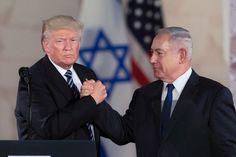 Wir beklagen den Fundamentalismus des Islam - aber in Gestalt von Trump und Netanyahu hat der Westen seine eigenen Fundamentalisten: Statt auf die Stärke des Rechts setzen sie auf das Recht des Stärkeren.