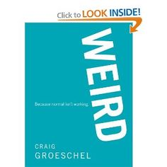 My pastor, Craig Groeshel's book - he has written so many great ones - but can read this one over and over!