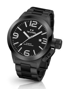 ebff4117ffc TW Steel CB211 Canteen Bracelet watch 45mm Pulseira De Relógio
