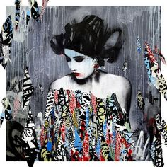 Hush – Street Art Oriente-Occidente | nUvegante