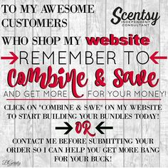 Get more Scentsy for less. https://AshleyReatz.scentsy.us