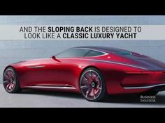 Business Insider: Mercedes-Maybach rivals Tesla with a new jaw-dropping concept