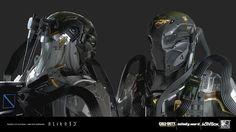 "ArtStation - Call of Duty: Infinite Warfare ""FTL 2and FTL 3"" Characters, elite3d studio"