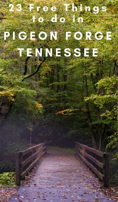23 Free things to do in Pigeon Forge TN Visiting the Smoky Mountains? The Pigeon Forge area is absolutely beautiful! There are also 23 free things to do in Pigeon Forge Tennessee! Vacation Places, Vacation Trips, Places To Travel, Places To See, Vacation Ideas, Greece Vacation, Camping Places, Dream Vacations, Travel Destinations