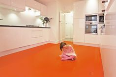 Express your style with resin floor colours