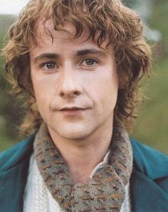 if hobbits were real, and i were one, this is the one i would marry. <3