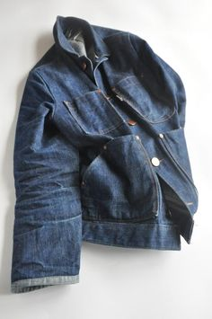 Rest Denim chore jacket
