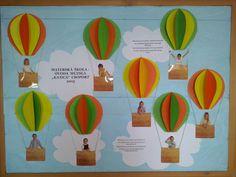 Kindergarten, Preschool Classroom, Summer, School, Birthday, Balloons, Summer Time, Kindergartens, Preschool