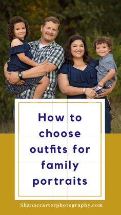 Need help with outfit choices? This will give you a plan! Fall Family Photos, Couple Photos, Family Pictures, Family Outfits, Cool Outfits, Family Photography, Photography Tips, Family Portraits, Style Guides