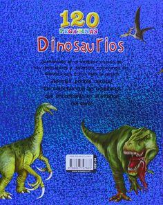 120 pegatinas de dinosaurios: Amazon.es: Susaeta Ediciones S A: Libros