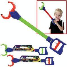 Amazon.com: Toysmith Galaxy Grabber Robot Claw: Toys & Games