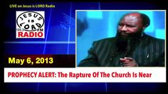 PROPHECY ALERT - The Rapture Of The Church is Near (Prophet Dr. Owuor)