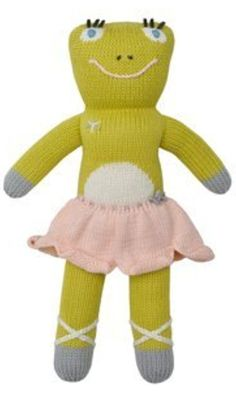 BlaBla Doll Frog 'Mini Lilipop' Best Price