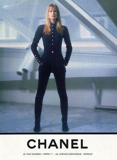 styleregistry: Chanel   Fall 1993